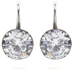 Bottega VenetaBottega Veneta Crystal earrings
