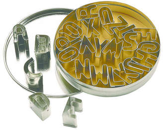 S.t.a.m.p.s. Whisk Hampers Alphabet Cookie Cutters