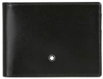 Montblanc Meisterstuck 6cc Leather Wallet