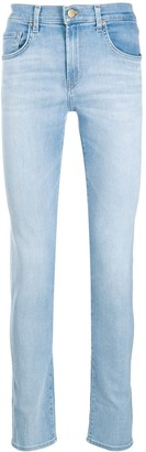 J Brand skinny-fit jeans