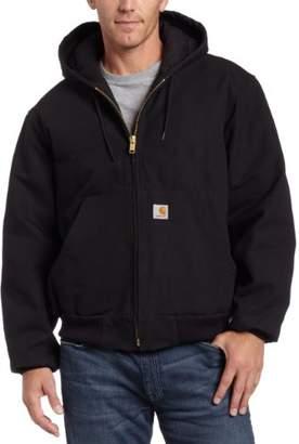 Carhartt Mens Big & Tall QFL Duck Active Jacket