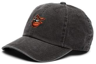 American Needle MLB United Baltimore Orioles Baseball Cap