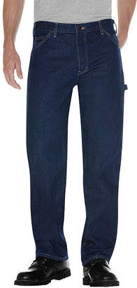 Dickies Relaxed-Fit Straight-Leg Carpenter Jean