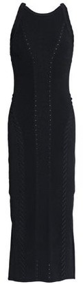 Rag & Bone Brandy Ribbed-Knit Midi Dress