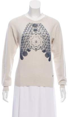 Chanel Paris-Bombay Cashmere Sweater