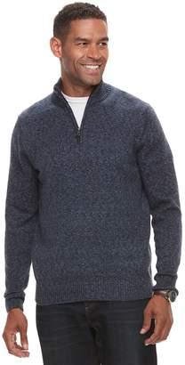 Croft & Barrow Men's Quarter-Zip Sweater