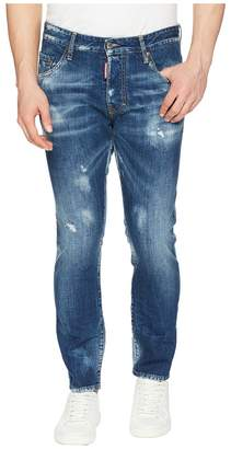 DSQUARED2 Butch Wash Skater Jeans Men's Jeans