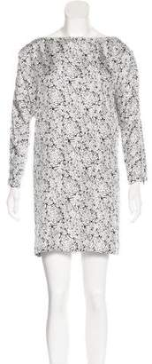 Thomas Wylde Silk Mini Dress w/ Tags