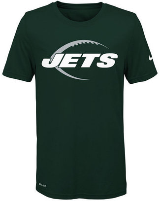 Nike Nfl Legend Ny Jets T-Shirt, Little Boys(4-7) $25 thestylecure.com