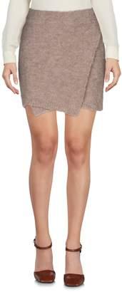 Lo Not Equal Mini skirts - Item 35291696