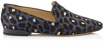 Jimmy Choo Jaida Leopard Flats