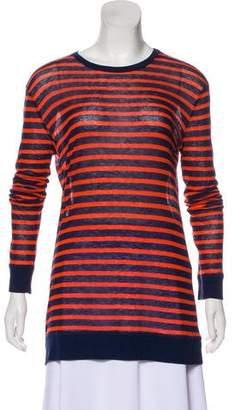 Alexander Wang Stripe Long Sleeve T-Shirt