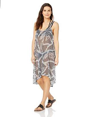 7b7c48514c Gottex Women's Racerback Scoop Neck Beach Dress Swimsuit Cover Up