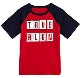 True Religion TEXTURE TR TEE