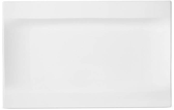Mikasa Dinnerware, Modern White Platter
