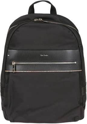 Paul Smith Logo Backpack