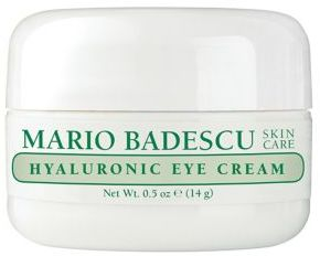 Mario Badescu Hyaluronic Eye Cream/0.5 oz. $18 thestylecure.com