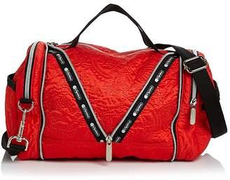 Le Sport Sac Colette Medium Convertible Duffel Shoulder Bag