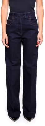 Prada Linea Rossa Stretch Denim Jeans