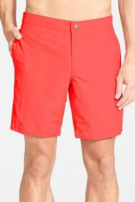 Trunks Boto 'Aruba - Island' Tailored Fit 8.5 Inch Board Shorts