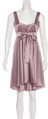 Prada Silk Mini Dress