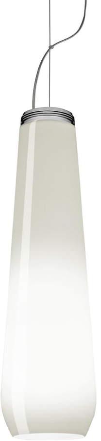 Diesel Living - Glass Drop Pendelleuchte, Weiß, 2 m