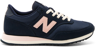 New Balance 620 Sneaker $75 thestylecure.com