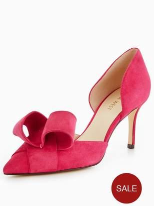 Nine West Mcfally Origami Bow Court - Pink
