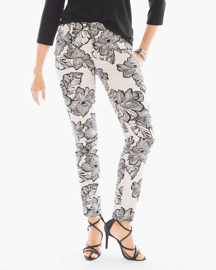 Chico'sOasis Girlfriend Ankle Jeans