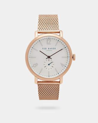 Ted Baker OLIVERG Mesh strap watch