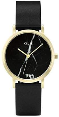 Cluse Women's La Roche Petite 33mm Leather Band Quartz Watch CL40102