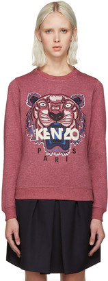 Kenzo Pink Tiger Pullover $250 thestylecure.com