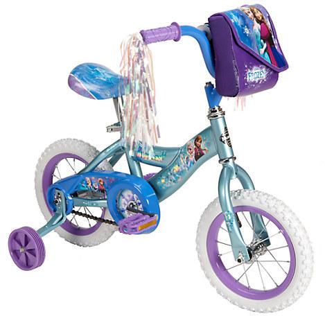 DisneyFrozen Bike by Huffy -- 12'' Wheels