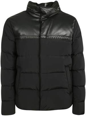 Bottega Veneta Zipped Neckline Padded Jacket