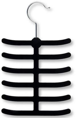 Honey-Can-Do Black 12-Hook Tie Hanger