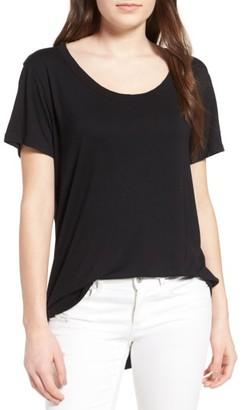 Women's Bp. Split Edge Tee $29 thestylecure.com