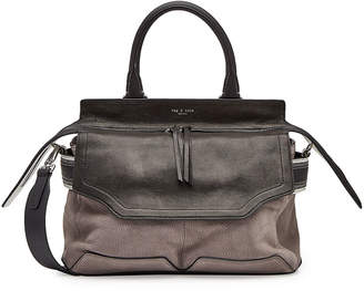 Rag & Bone Pilot Leather Satchel