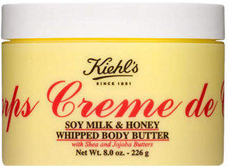 Kiehl's Creme de Corps Soy Milk and Honey Whipped Body Butter