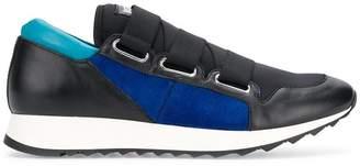 Just Cavalli colourblock runner sneakers