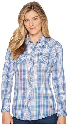 Ariat R.E.A.L.tm True Snap Shirt Women's Long Sleeve Button Up