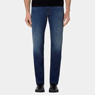 J Brand Kane Straight Fit Jean in Helium