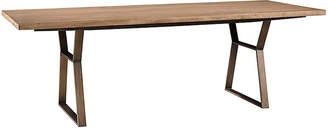 One Kings Lane Ainsley Large Dining Table - Natural