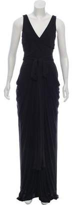 Amanda Wakeley Sleeveless Maxi Dress