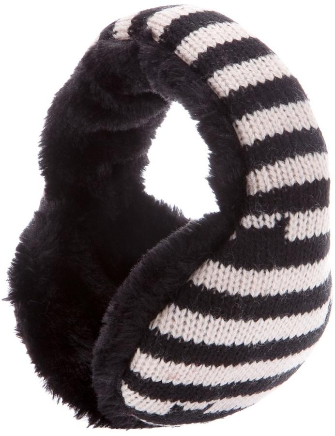 Tsumori Chisato Cats By striped ear muff