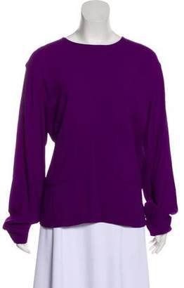 Stella McCartney Long Sleeve High-Low Tunic