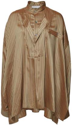 Faith Connexion Striped Shirt with Silk