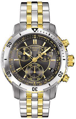 PRS200 men's stainless steel bracelet watch