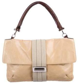 Lanvin Vintage Leather Satchel