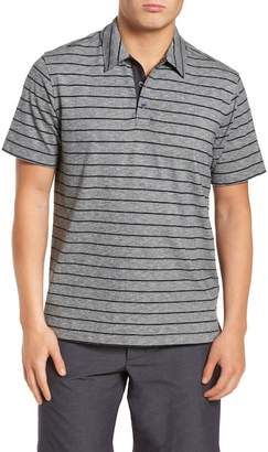 Nordstrom Stripe Polo (Big & Tall)