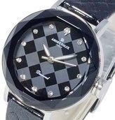 Amore Dolce (アモーレ ドルチェ) - アモーレ ドルチェ クオーツ レディース 腕時計 AD14303-SSBK ブラック